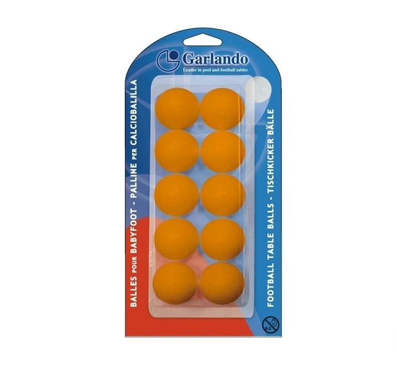 Garlando  Tafelvoetballetjes Oranje (10X)
