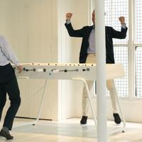 Waarom jouw bedrijf óók een voetbaltafel moet hebben!