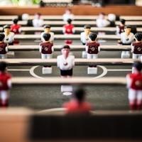 Welke afmetingen heeft een voetbaltafel?