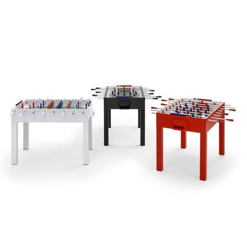 FAS Italia Designtafel FIDO Zwart
