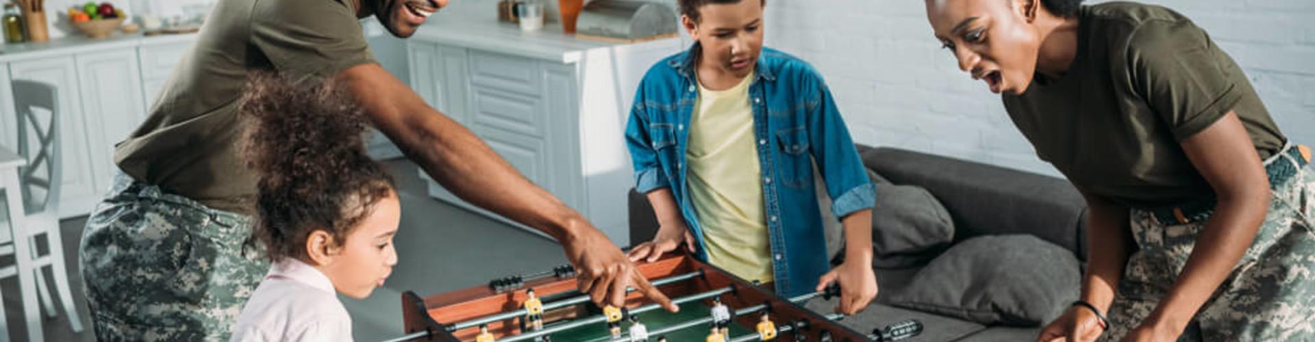 Waar op letten bij de aankoop van een voetbaltafel voor kinderen?