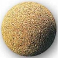 Kurken bal kleur bruin 10 stuks