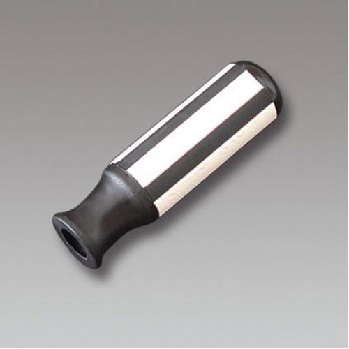 Garlando / onderdelen Plastic handvat met hout voor 16 mm stangen