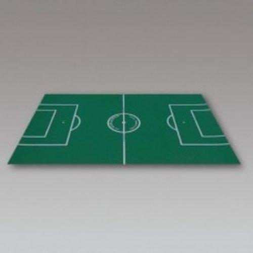 Garlando  Playfield kaart karton voor Garlando voetbaltafel