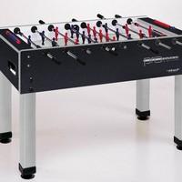 Wat is het verschil tussen een wedstrijd voetbaltafel en een gewone voetbaltafel?