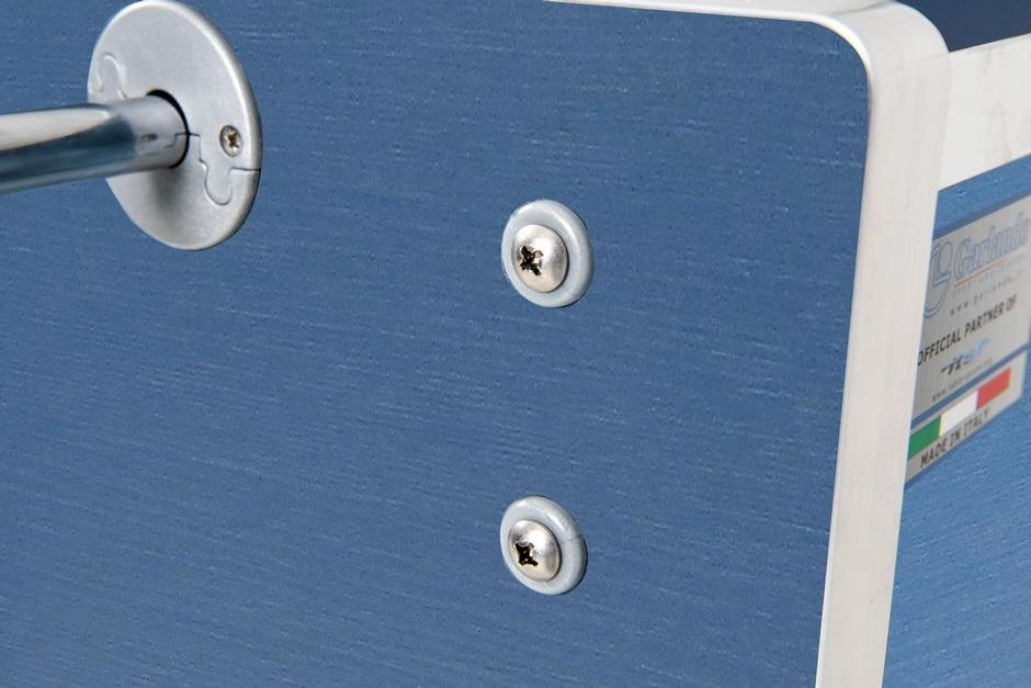 Garlando   Voetbaltafel Garlando G-500 Blauw Outdoor