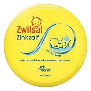 Zwitsal Zwitsal Zinkzalf - Pot 150 ml.