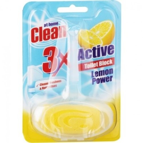 At Home Clean At Home Clean Toiletblok - 40 gr. Lemon