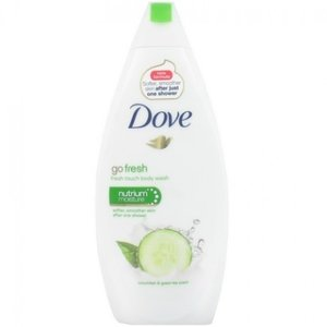 Dove Dove Douchegel - Go Fresh Touch Komkommer 500 ml.