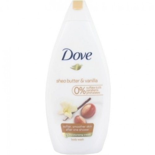 Dove Dove Douchegel - Shea Butter 500 ml.