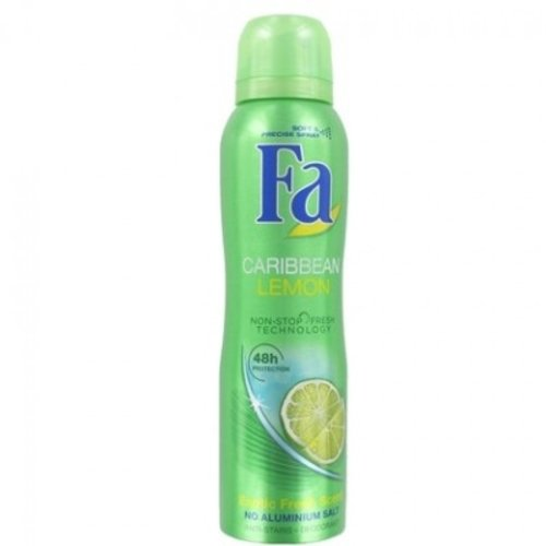 FA Deospray  Caribbean Lemon 150 ml