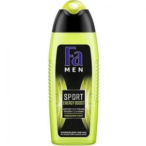 Fa Fa Douchegel Men - Sport Energy Boost 250 ml.
