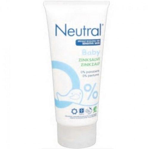 Neutral Neutral Baby Zinkzalf - 100 ml.