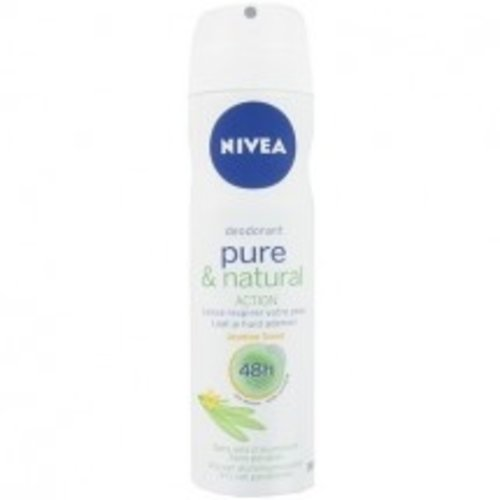 Nivea Nivea Deospray - Pure & Natural Jasmine 150 ml.