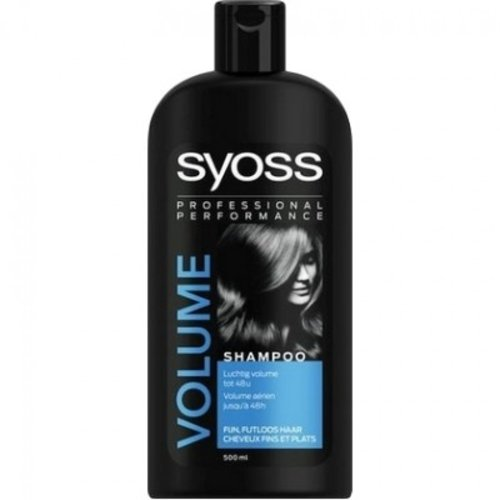 Syoss Syoss Shampoo - Volume 500 ml.
