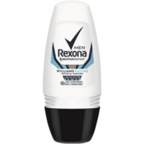 Rexona Rexona Deo Roll-on Men - Williams Racing 50 ml.