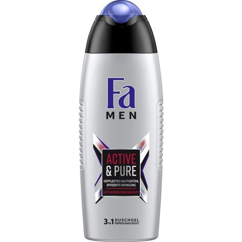 FA Fa Douchegel Men Active & Pure 250ml