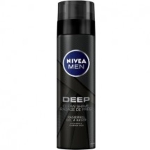 Nivea Nivea Scheergel Men - Deep Clean 200 ml.