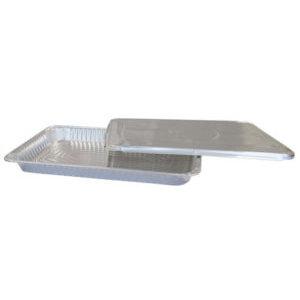 Onbekend Bak, Aluminium, 520x320x50mm, 1/1 gastro,Baklava bak- 4kg
