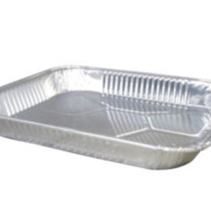 Onbekend Bak, Aluminium, 320x260x50mm, ½ gastro 38h baklava bak-2kg