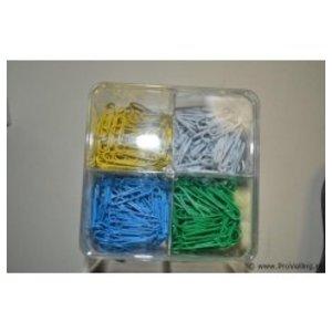 Paperclips 4 kleuren-1DS-591