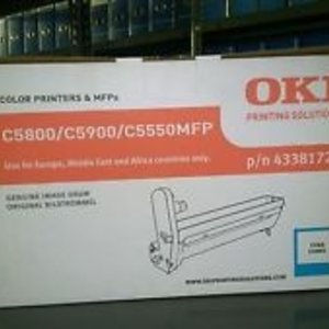 Oki Cyan-C5800/C5900/C5550MFP-Page 6.000-1DS-591
