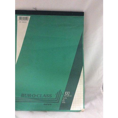 Buroclass Aurora Schrift  100vellen 210x297 mm -1DS-591