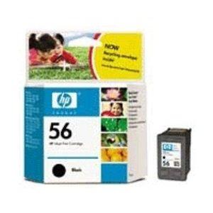 Inkcartridge HP C6656AE nr.56 zwart-1DS-591