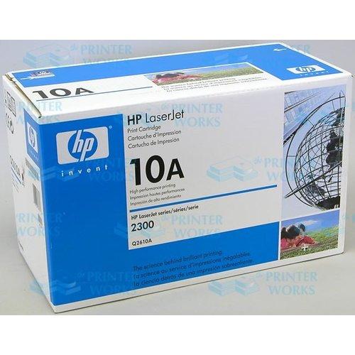 HP 2300 Q2610A TYPE:TONER/GEWICHT:1876/AANTAL PAGINA'S:6000-1DS-591