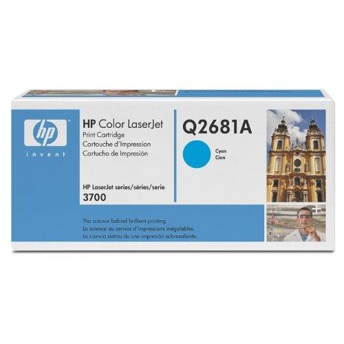HP color laserJet 3700 series kleur:cyaan-1DS-591