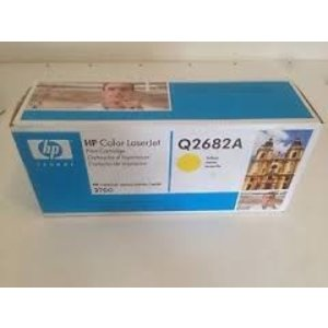 HP Color LaserJet- 3700 series-Yellow-Page 6.000-1DS-591