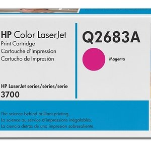 HP Color LaserJat Magenta-3700 series-Page 6.000-1DS-591