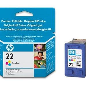 INKCARTRIDGE HP 22 C9352A KLEUR-1DS-591