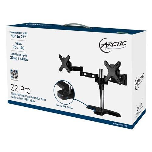 ARCTIC - Z2 Pro - Bevestigingskit voor 2 LCD-schermen 1DS-591