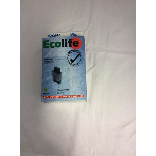 Ecolife Brother EL-900Y Yellow 12DS-591