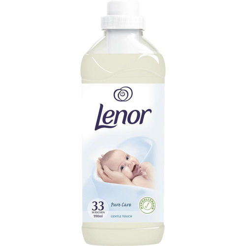 Lenor Lenor Wasverzachter Pure Care  990ml 33sc 6 ds