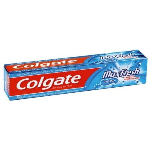 Colgate Colgate Max Fresh Cool Mint Tandpasta 75 ml 6ds