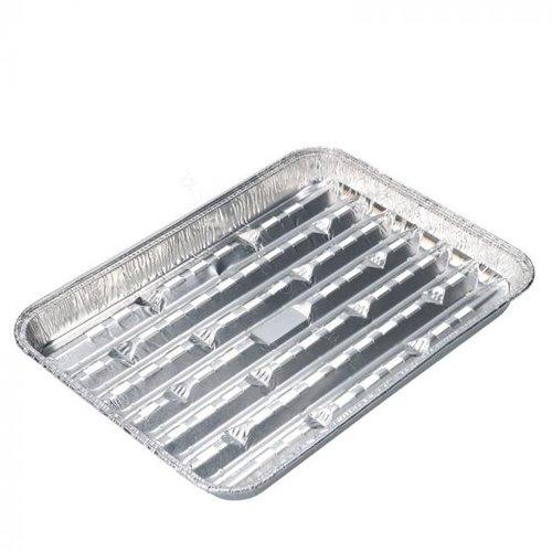 Onbekend Aluminium BBQ Roasting Pan 28 x 22cm  20st