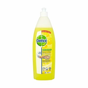 Dettol Dettol Schoonmaakmiddel Spray & Wipe Citrus 1000 ml 6 ds