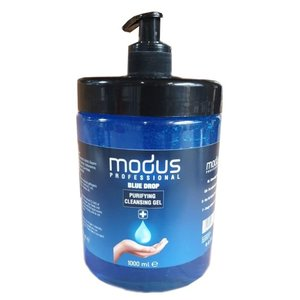 Modus Desinfecternde Handgel 1000ml 70 % Alchol Modus Professional drop Cleansing gel 1000 ml.