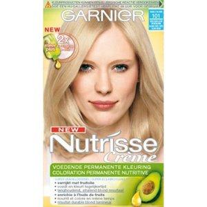 """Garnier Garnier Nutrisse Creme Nr 101 """"Truly Blond""""-3DS-60"""