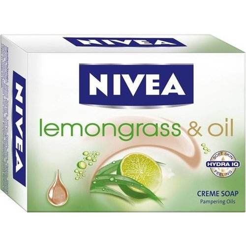 Nivea Zeep - Lemongrass & Oil 100 gr.