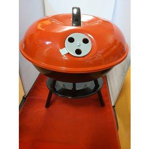 Eda BBQ Kogel Barbecue - rood - Ø 35cm