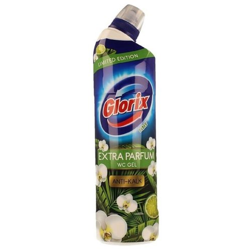Glorix Glorix WC Gel Lime Anti-Kalk 750 ml 6 ds