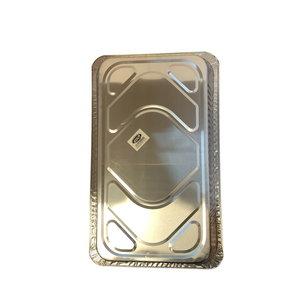 Eda Bak, Aluminium, 520x320x80mm, 1/1 gastro 8cmH Diep Baklava bak-4kg