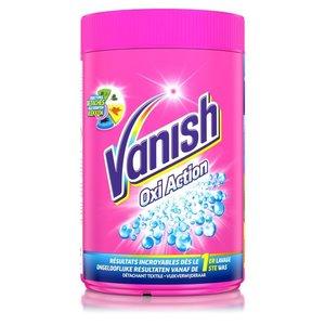 Vanish Vanish Oxi Action poeder 665gr pink 6st ds