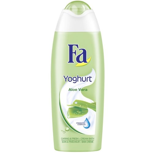 FA Fa Douchegel - Yoghurt & Care Aloe Vera 250 ml.6 ds