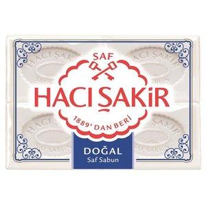 Haci Sakir Haci Sakir Zeep Naturel  600 gr