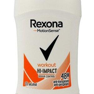 Rexona Rexona stick Workout 6x40gr