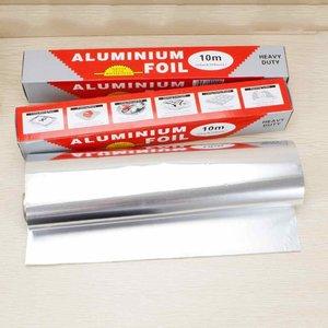 Eda Eda Aluminiumfolie 10 meter x 30cm breed, dispenser doos